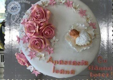 Tort botez Anastasia_1